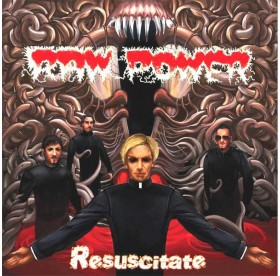 Raw Power - Resuscitate LP