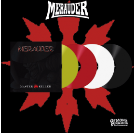Merauder - Master Killer LP