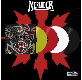 Merauder - Five Deadly Venoms LP