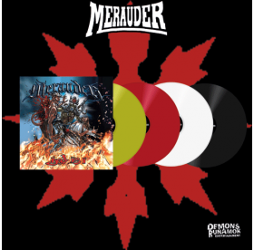 Merauder - God Is I LP