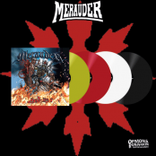 Merauder - God Is I LP