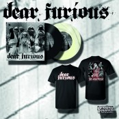 "Dear Furious - Same 7"" + T-SHIRT Package"