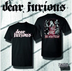 Dear Furious - All Hail The New Flesh T-SHIRT S-XXL