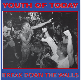 Youth Of Today - Break Down The Walls LP