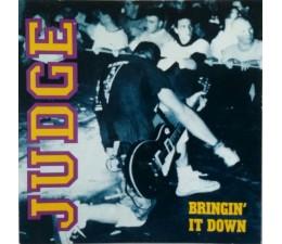 Judge - Bringin It Down LP