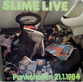 Slime - Live Pankehallen 21.01.1984 LP