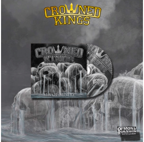 Crowned Kings - Sea Of Misery CD