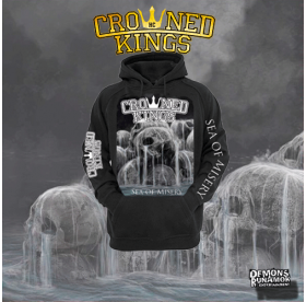 Crowned Kings - Sea Of Misery HOODED SWEATER