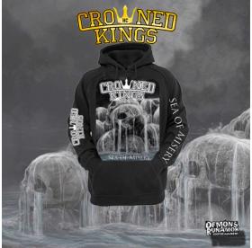 Crowned Kings - Sea Of Misery HOODED SWEATER
