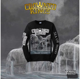Crowned Kings - Sea Of Misery LONGSLEEVE