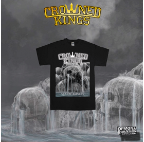 Crowned Kings - Sea Of Misery T-SHIRT