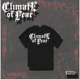 Climate Of Fear - Logo T-SHIRT