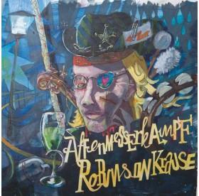 "Affenmesserkampf / Robinson Krause - Split 7"""