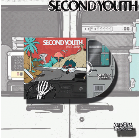 Second Youth - Dear Road CD