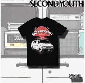 Second Youth - Dear Road T-SHIRT