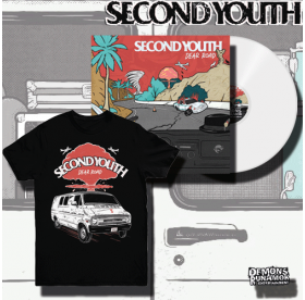 Second Youth - Dear Road LP + T-SHIRT PACKAGE
