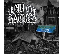 Vow Of Hatred - 1500 CD