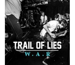 Trail Of Lies - W.A.R CD