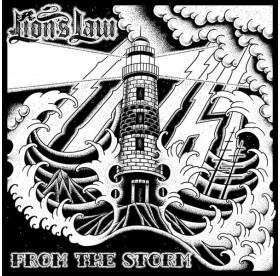 Lion's Law - From The Storm LP