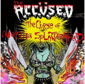 Accüsed - The Curse Of Martha Splatterhead LP