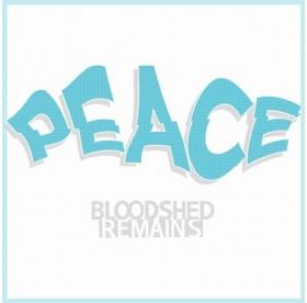 Bloodshed Remains - Peace PURPLE VINYL