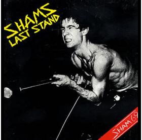 Sham 69 - Shams Last Stand LP