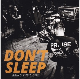 Don't Sleep - Bring The Light 7""