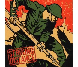 Striking Distance - March To Your Grave LP