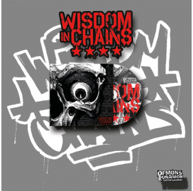 Wisdom In Chains - Nothing In Nature Respects Weakness CD