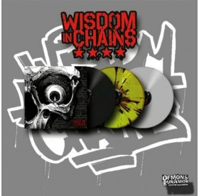 Wisdom In Chains - Nothing In Nature Respects Weakness LP