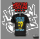 Wisdom In Chains - Lion T-SHIRT
