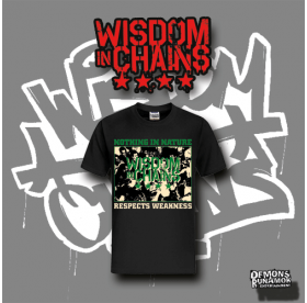 Wisdom In Chains - Moshpit T-SHIRT