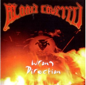 Blood Covered - Wrong Direction LP