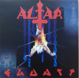 Altar - Ego Art LP