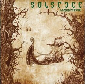 Solstice - Lamentations LP
