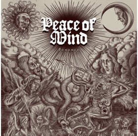 Peace Of Mind - Penance LP