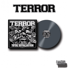 Terror - Total Retaliation LP