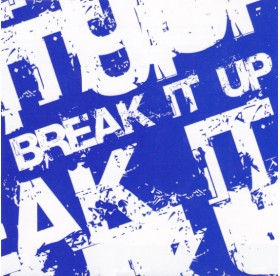 Break It Up - No Sides CD