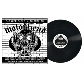 Damaged Cases: A Tribute To Motörhead LP
