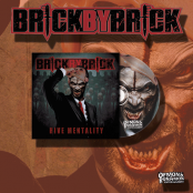 Brick By Brick - Hive Mentality CD