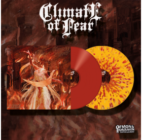 Climate Of Fear - The Onset Of Eternal Darkness LP