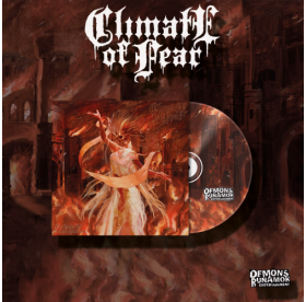 Climate Of Fear - The Onset Of Eternal Darkness CD