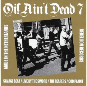 V.A. - Oi! Ain't Dead Vol. 7 LP
