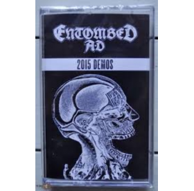 Entombed A.D. - The 2015 Demos TAPE