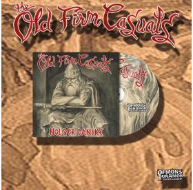 Old Firm Casuals - Holger Danske CD