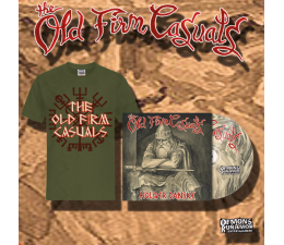 Old Firm Casuals - Holger Danske CD + T-Shirt Package