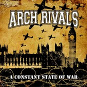 Arch Rivals - A Constant State Of War LP