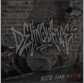 Delinquency - Bite The Cure CDr