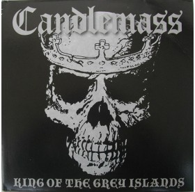 Candlemass - King Of Grey Islands 2LP