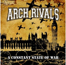 Arch Rivals - A Constant State Of War CD